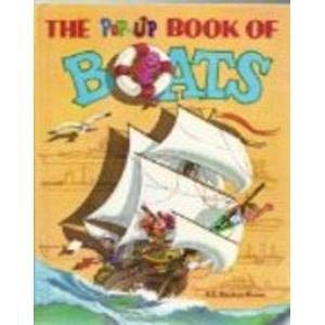 POP-UP BOOK OF BOATS (0394824261) by Albert G. Miller