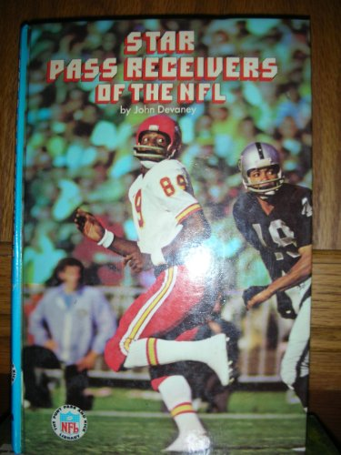 Star pass receivers of the NFL (The Punt, pass, and kick library): John Devaney