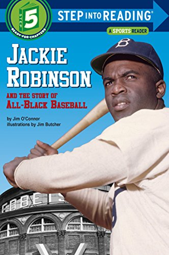 9780394824567: Jackie Robinson and the Story of All Black Baseball (Step into Reading)