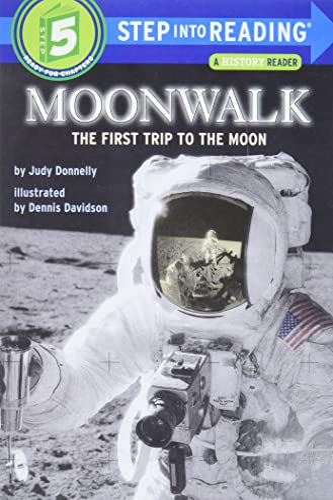 Moonwalk: Step Into Reading 5