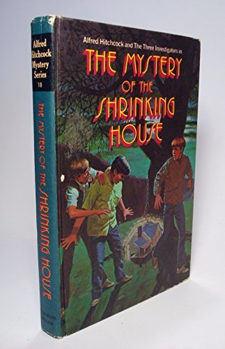 9780394824826: The Mystery of the Shrinking House (Three Investigators, 18)