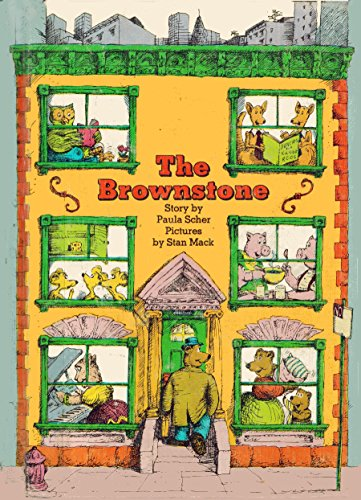 9780394824871: The Brownstone