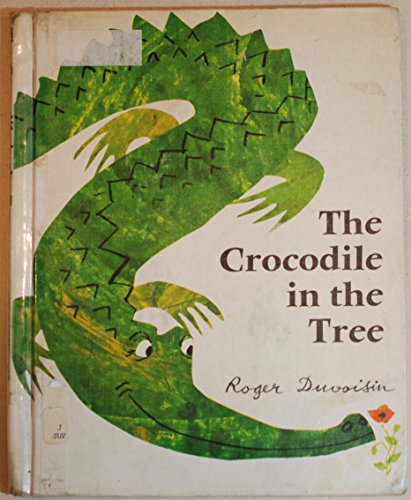 9780394825168: The crocodile in the tree