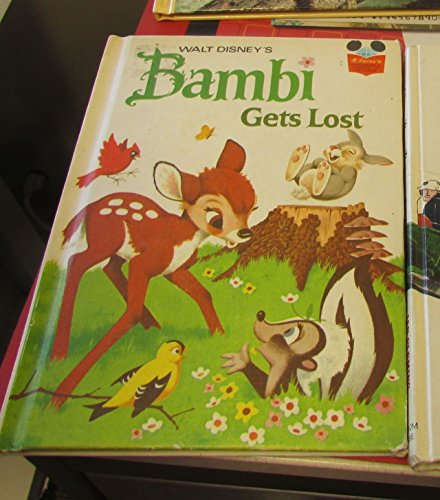 9780394825205: Bambi Gets Lost