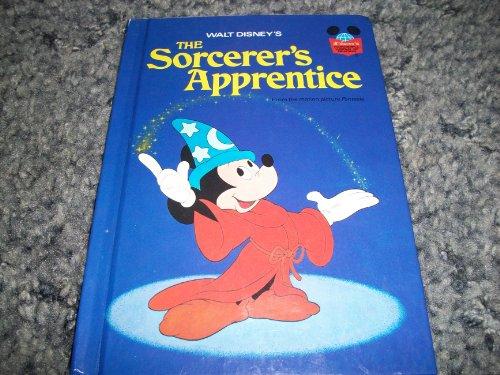 9780394825519: The Sorcerer's Apprentice (Disney's Wonderful World of Reading)