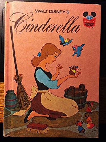 9780394825526: Walt Disney's Cinderella (Disney's Wonderful World of Reading)
