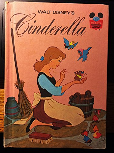 9780394825526: CINDERELLA (Disney's Wonderful World of Reading)