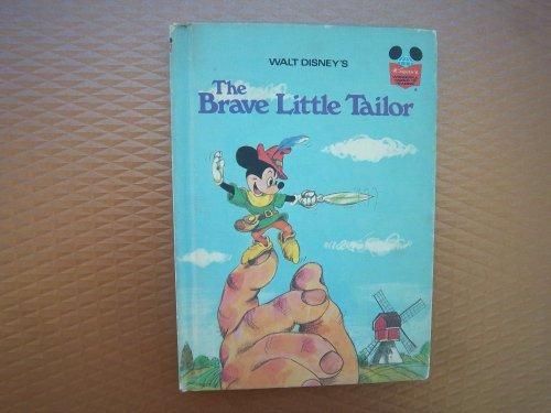 9780394825595: BRAVE LITTLE TAILOR (Disney's Wonderful World of Reading)