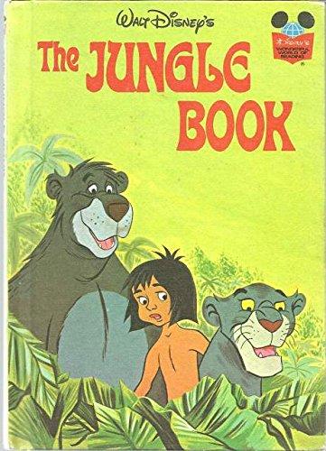 9780394825601: Walt Disney's the Jungle Book (Disney's Wonderful World of Reading)