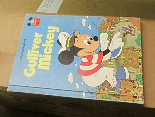 9780394825618: GULLIVER MICKEY (Disney's Wonderful World of Reading)