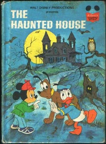HAUNTED HOUSE (Disney's Wonderful World of Reading ; 33): Disney Book Club