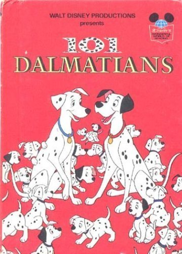 101 Dalmations (One Hundred and One Dalmations )(Disney's Wonderful World of Reading Series ):...