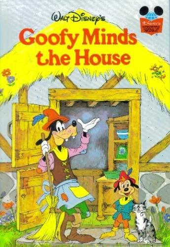 9780394825731: Walt Disney Productions presents Goofy minds the house (Disney's wonderful world of reading ; 31)