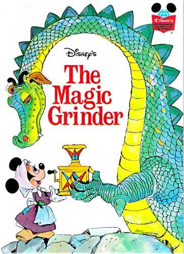 9780394825755: Walt Disney Productions presents The Magic grinder (Disney's wonderful world of reading)