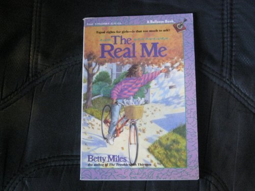The Real Me (0394825888) by Miles, Betty