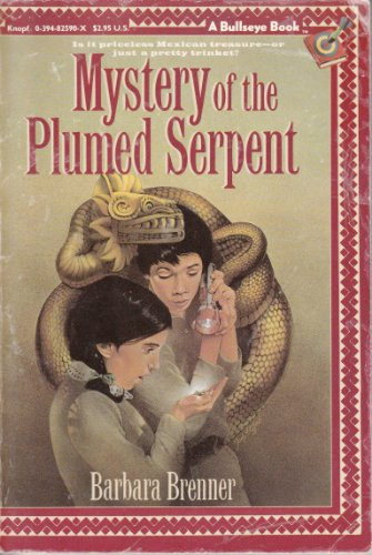 9780394825908: Mystery of the Plumed Serpent