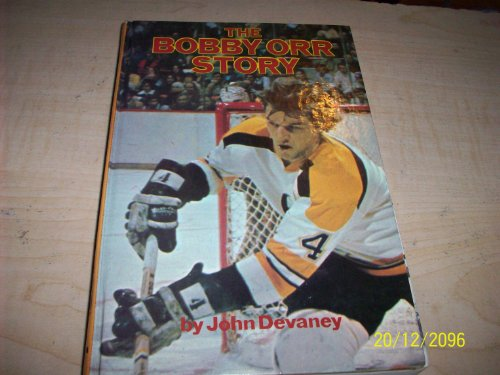 9780394826127: The Bobby Orr Story (Pro Hockey Library Series)