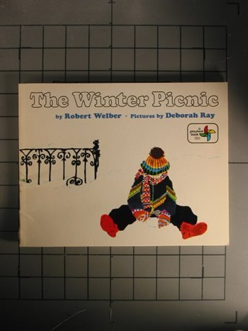 9780394826219: The Winter Picnic