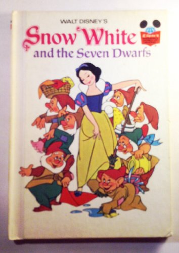 9780394826257: Walt Disney's Snow White and the Seven Dwarfs (Disney's Wonderful World of Reading)