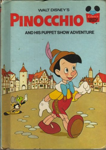 9780394826264: WALT DISNEY'S PINOCCHIO (Disney's Wonderful World of Reading)