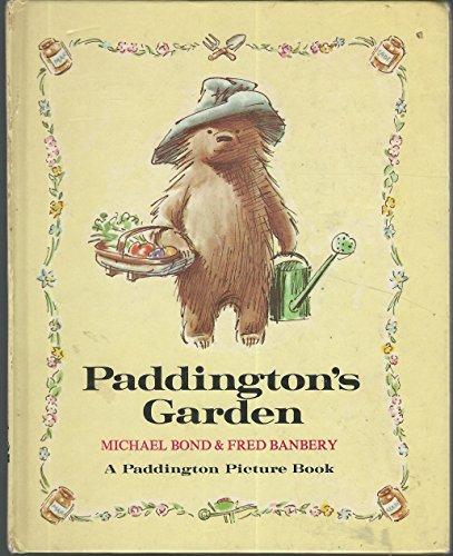 9780394826431: Paddington's Garden (A Paddington Picture Book)