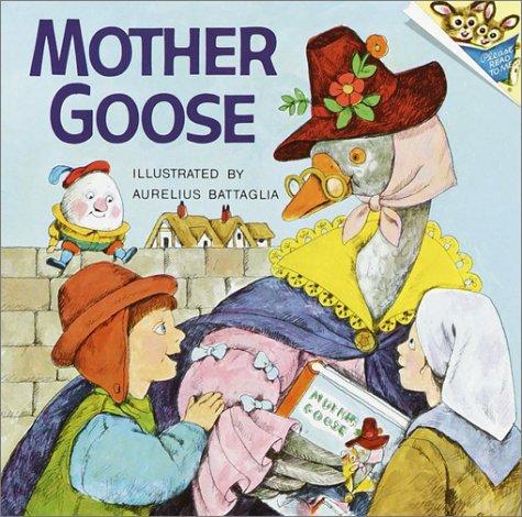 9780394826615: Mother Goose (Pictureback(R))