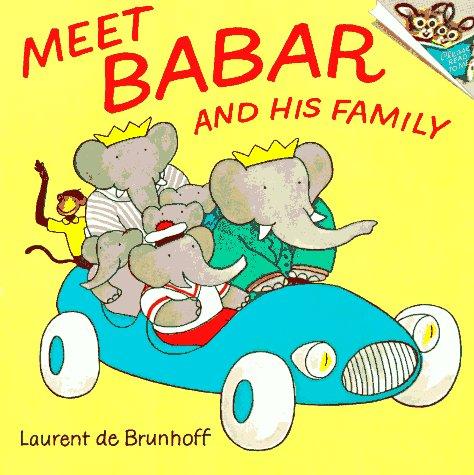 Meet Babar and His Family: De Brunhoff, Laurent