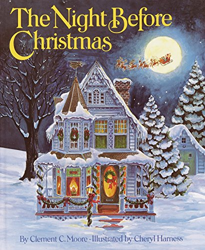 9780394826981: The Night Before Christmas