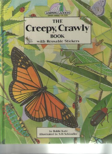 9780394827094: The Creepy, Crawly Book