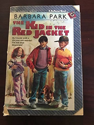 9780394827186: the kid in the red jacket