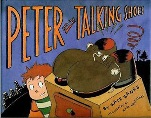 9780394827230: Peter and the Talking Shoes