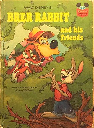 Walt Disney's BRER RABBIT and HIS FRIENDS (Disney's Wonderful World of Reading, No. 13) ...