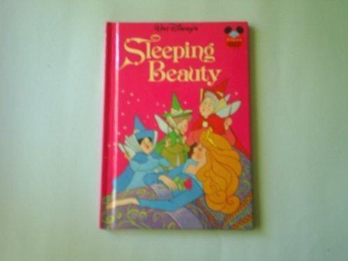 9780394827988: Walt Disney's Sleeping beauty (Disney's wonderful world of reading)