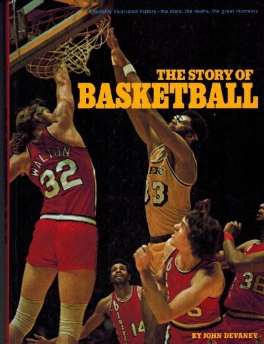 9780394828060: The Story of Basketball