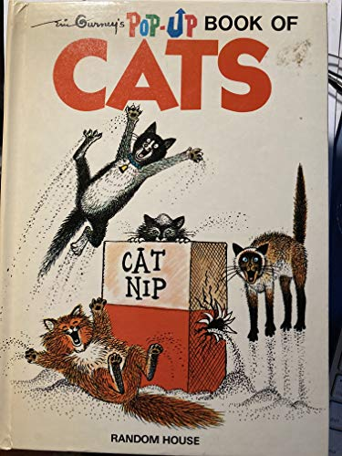 9780394828251: Eric Gurney's Pop-Up Book of Cats