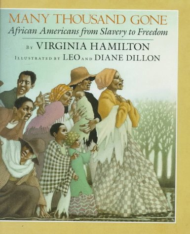 9780394828732: Many Thousand Gone: African Americans from Slavery to Freedom (A Borzoi book)