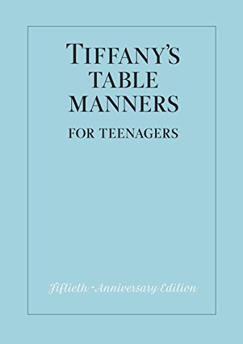 9780394828770: Tiffany's Table Manners for Teenagers