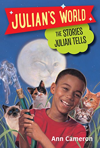 The Stories Julian Tells (A Stepping Stone Book(TM)) (0394828925) by Ann Cameron