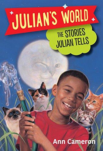 The Stories Julian Tells (A Stepping Stone Book(TM)) (0394828925) by Cameron, Ann