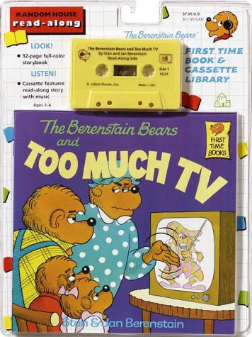 9780394828947: The Berenstain Bears and Too Much TV (First Time Books)