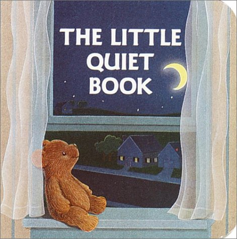 9780394828992: The Little Quiet Book (A Chunky Book(R))