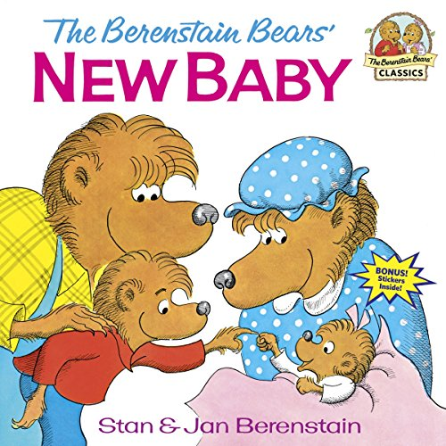 9780394829081: The Berenstain Bears' New Baby (Berenstain Bears First Time Books)