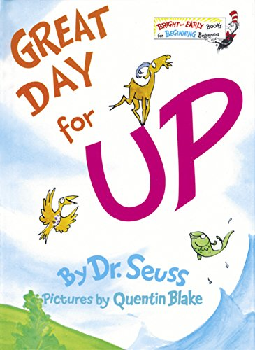 9780394829135: Great Day for Up! (Bright & Early Book, 19)
