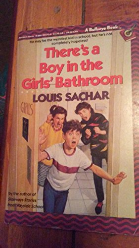 9780394829142: There's a Boy in the Girls Bathroom