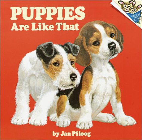 9780394829234: Puppies are Like That (Picturebacks)