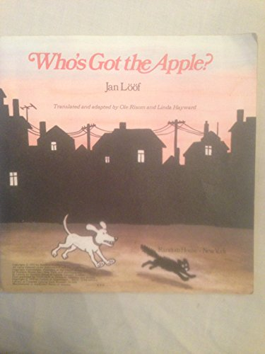 Who's Got the Apple (Random House Pictureback): Loof, Jan