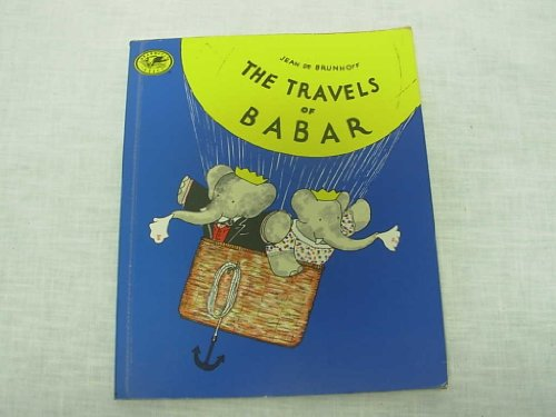 9780394829395: Babar's Travels