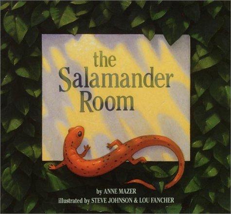 9780394829456: The Salamander Room