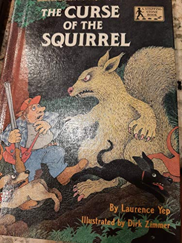 9780394829616: CURSE SQUIRREL BK/CASS (Stepping Stone Book and Cassette Library)
