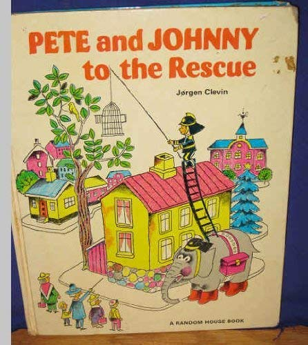 Pete and Johnny to the rescue: Clevin, J�rgen